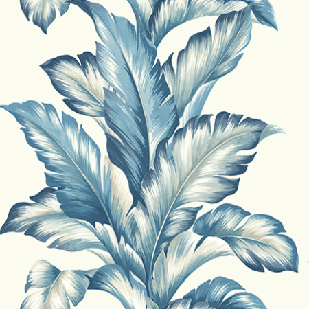 Palm Leaf Tropical Wallpaper Chelsea Lane Company Tropical leaves wall paper print removable mural coverings wallpaper decor b08. chelsea lane co