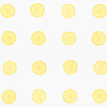 Lemon Slice Wallpaper