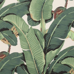 Lush Tropical Leaf Wallpaper