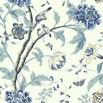 York Teahouse Floral Blue