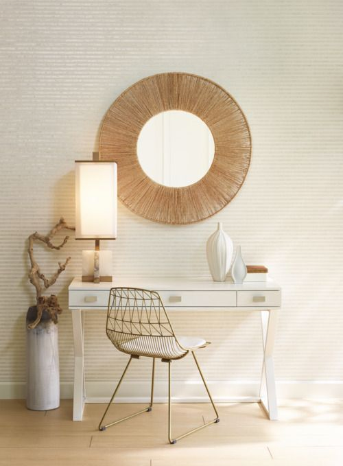 chic stripe wallpaper