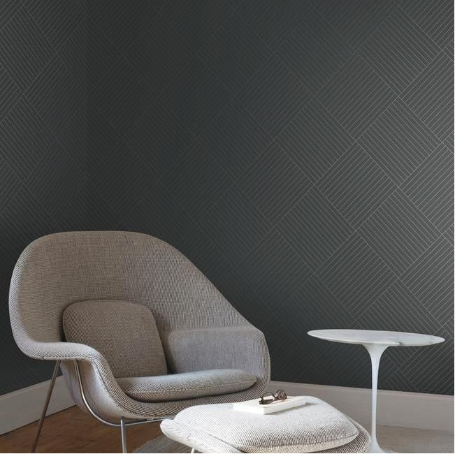 neutral geometric wallpaper