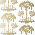 Palm Island Metallic Gold