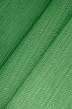 vinyl grasscloth in shades of green
