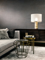chic vinyl grasscloth wallpaper