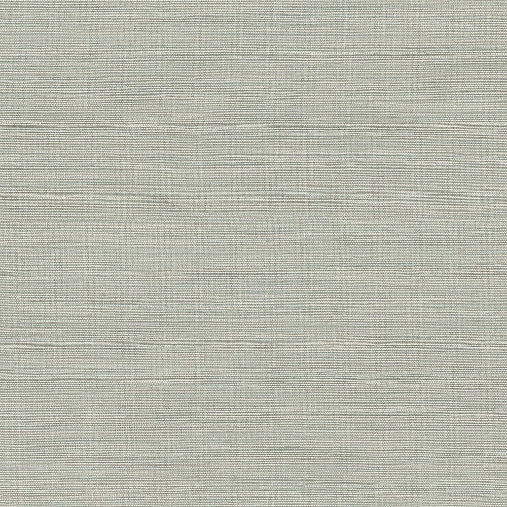Seashell vinyl grasscloth wallpaper