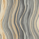 marble wallpaper in charcoa