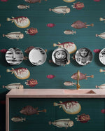 conversational fish wallpaper