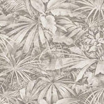 neutral palm vinyl wallpaper