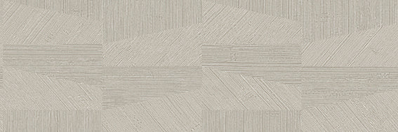neutral geometric wallcovering