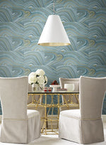 coastal chic wallpaper
