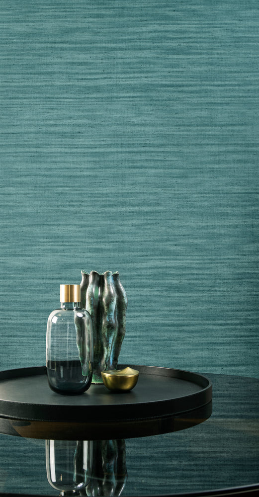 linen like vinyl wallcovering