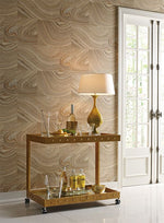 palm beach chic wallpaper