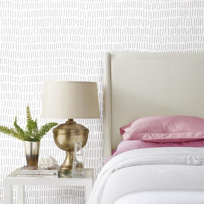 linear line removable wallpaper