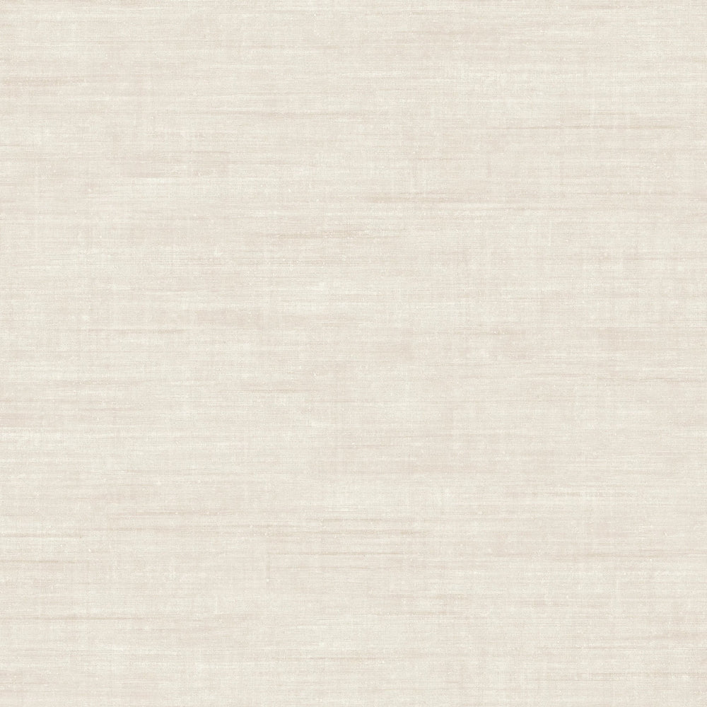 cream linen like vinyl wallpaper