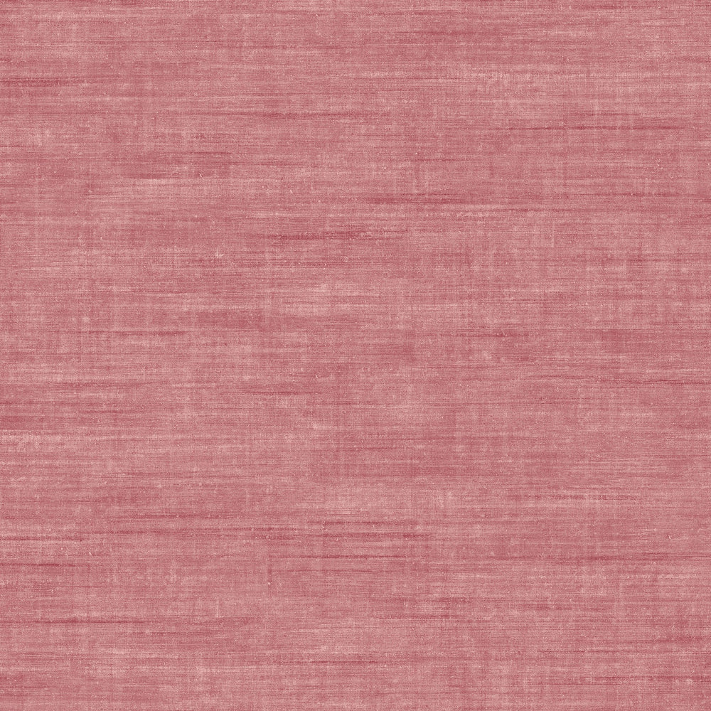 rose linen like vinyl wallpaper