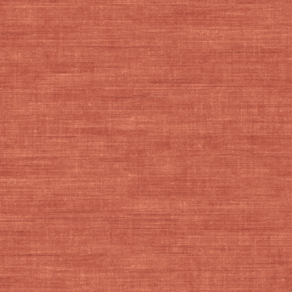 paprika linen like vinyl wallpaper