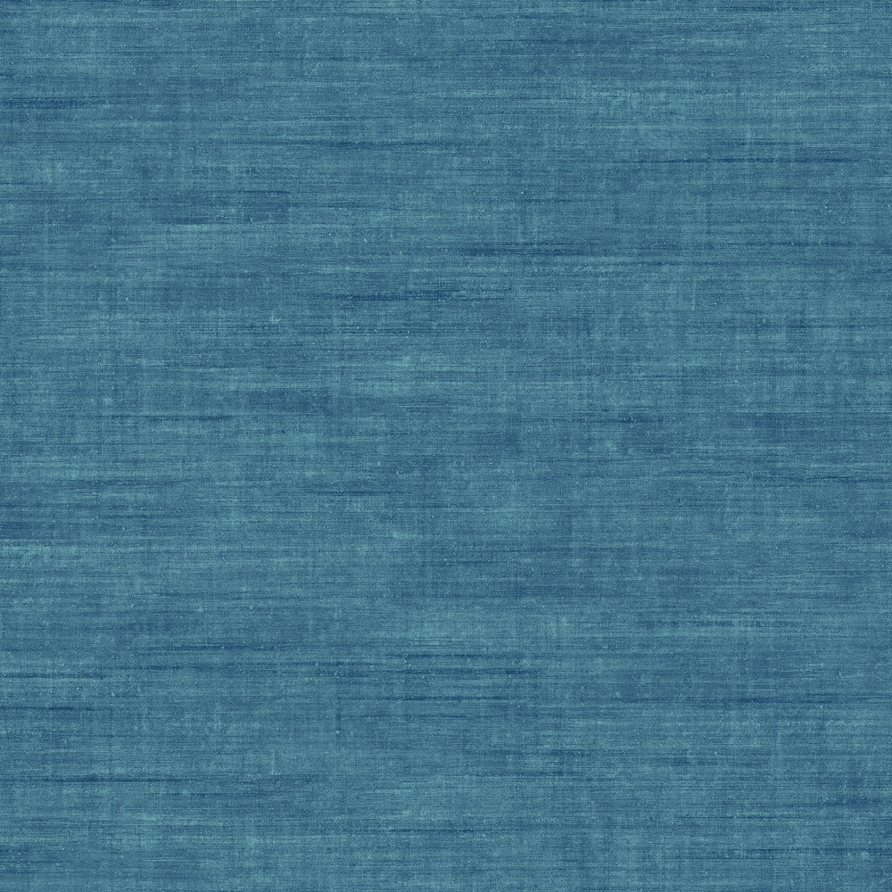 turquoise linen like vinyl wallpaper
