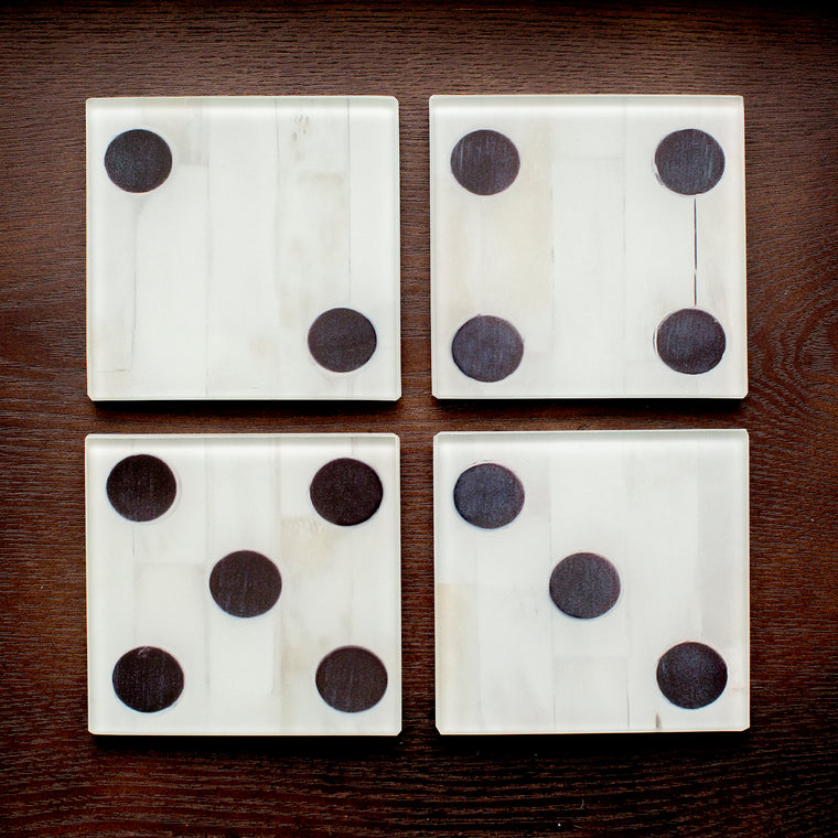 Dominoes Coaster