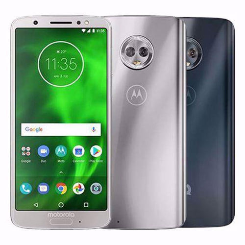 Motorola Moto G 6th Generation - 64GB - (Unlocked) (Single SIM) GRADED - Manortel