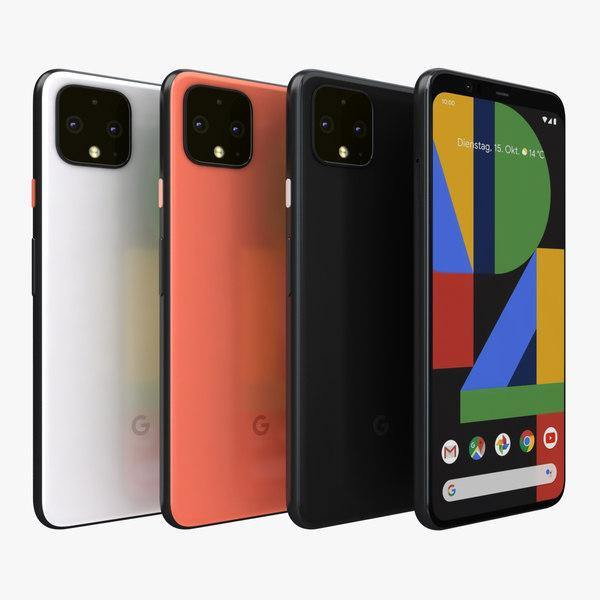 Google Pixel 4 64gb 128gb unlock GRADED - Manortel