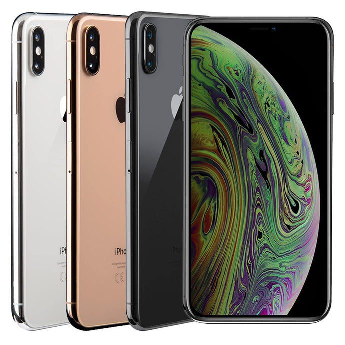 Apple iphone XS 64gb 256gb smartphone unlock GRADED - Manortel