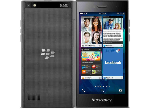 BlackBerry LEAP (Unlocked) Smartphone GRADED - Manortel