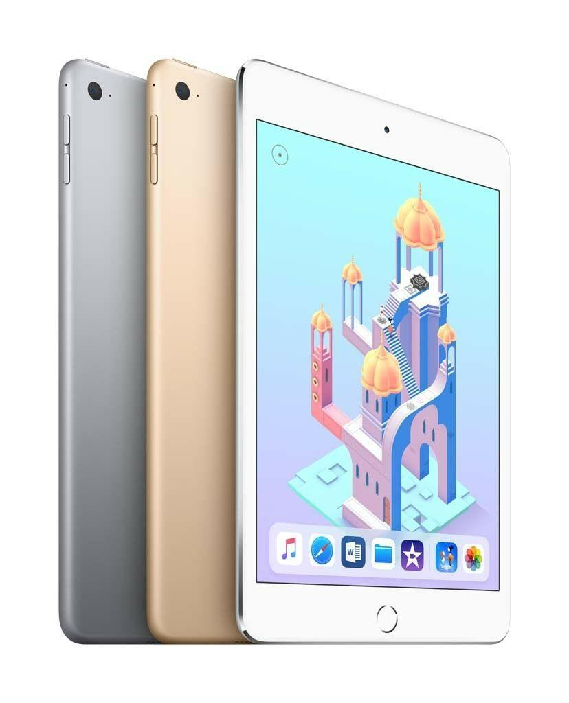 Apple iPad mini 2 - 7.9 Inch Tablet - Wi-Fi unlock 16 / 32GB / 64gb 128gb GRADED - Manortel