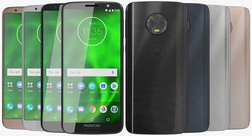 Motorola Moto G6 - 32 GB - (Unlocked) - Smartphone - VGC LIKE NEW - Manortel