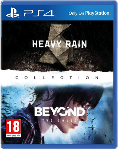 HEAVY RAIN PS4 GAME BRAND NEW WITH SESLED PACK. - Manortel