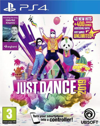 JUST DANCE 2019 PS4 GAME BRAND NEW SEALED PACK. - Manortel
