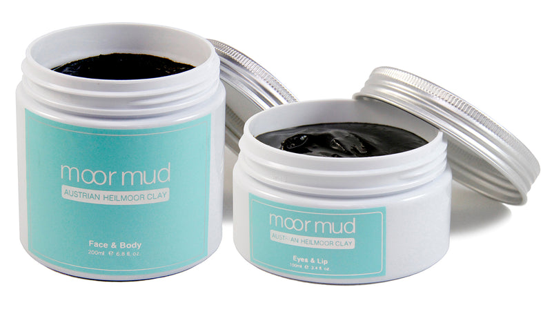 Moor Mud COMBO Pack (Face & Body, Eyes & Lip)