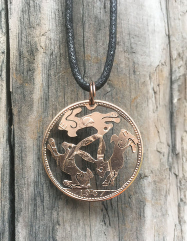 Three Hares - Cut Coin - The Forger - 1