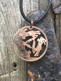 Three Hares - Cut Coin - The Forger - 3