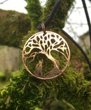 Tree gazing Hare - Cut Coin - The Forger - 3