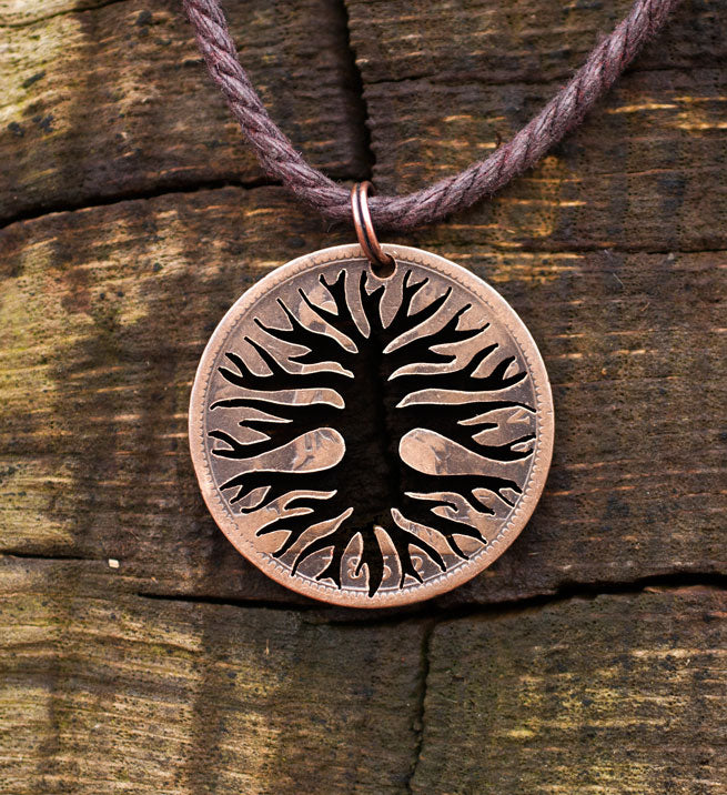 Tree of Life - Cut Coin