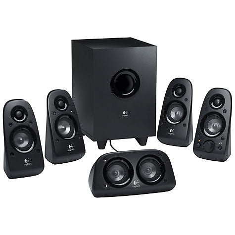 Logitech Z506 5.1 Surround Sound Speaker System