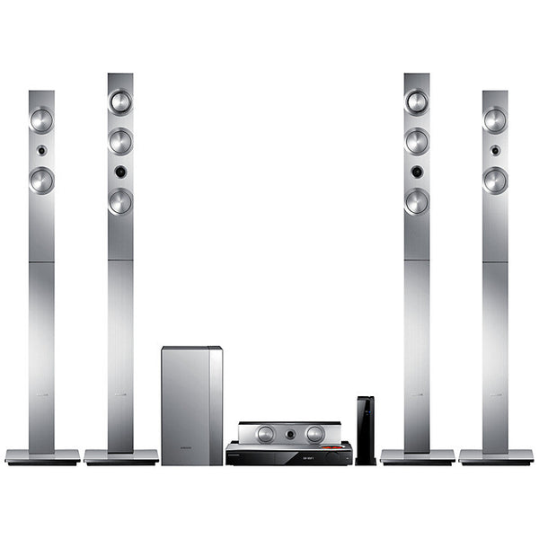 Samsung HT-F9750W 7.1 3D Blu-ray/DVD 4K Smart Home Cinema System