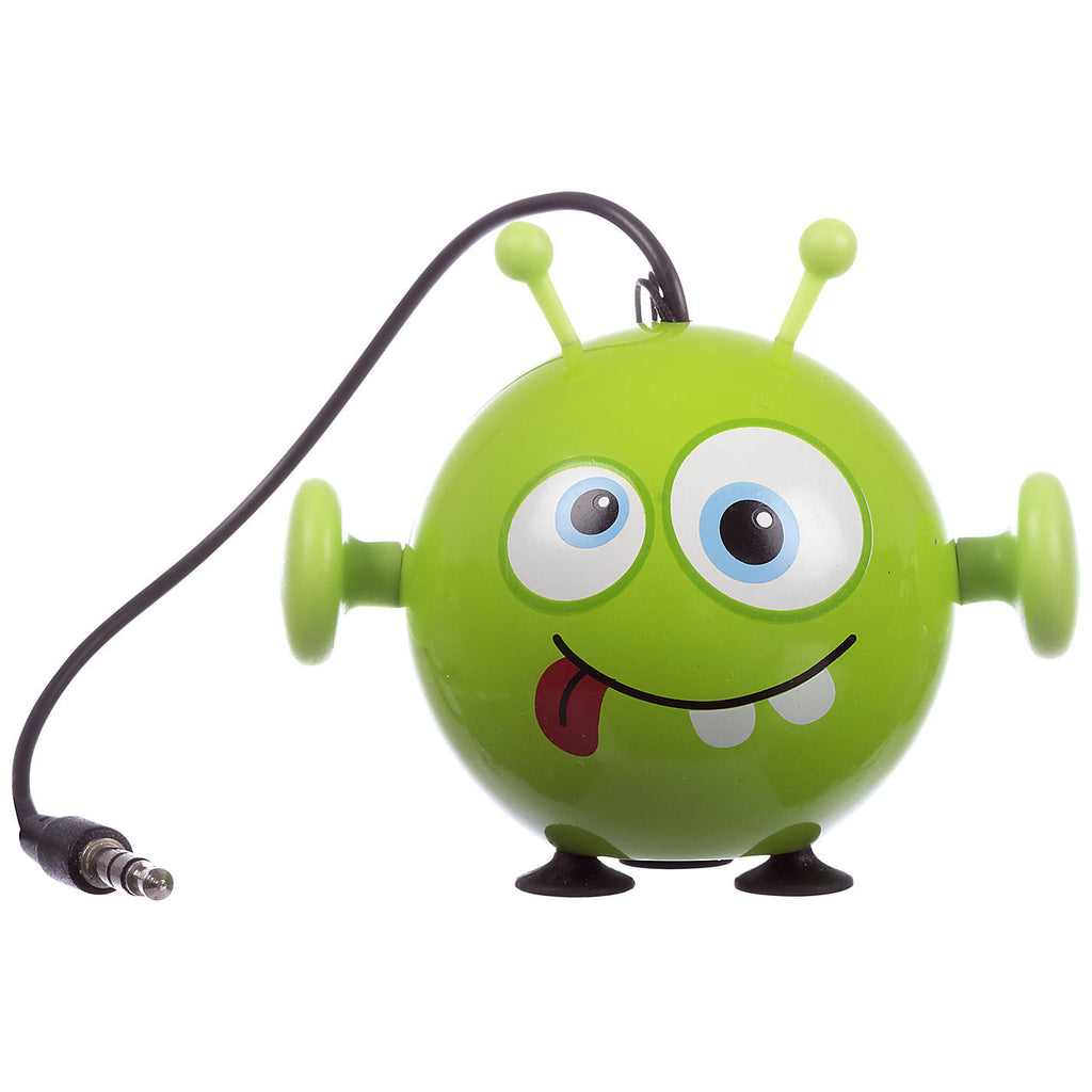 KitSound Mini Buddy Alien Speaker