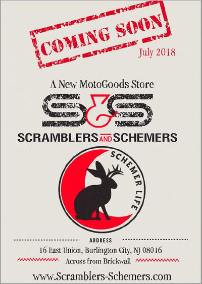 Scramblers & Schemers is coming to Burlington!