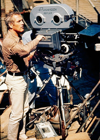 ‍‍Paul Newman behind the camera on Sometimes a Great Notion (1971)