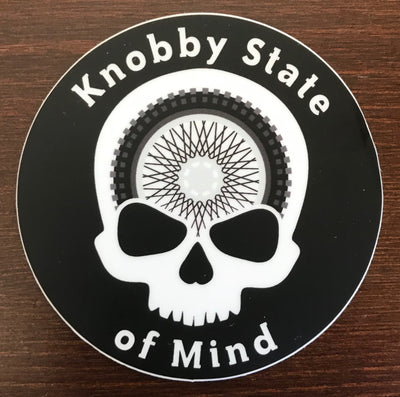 Knobby State of Mind Skull
