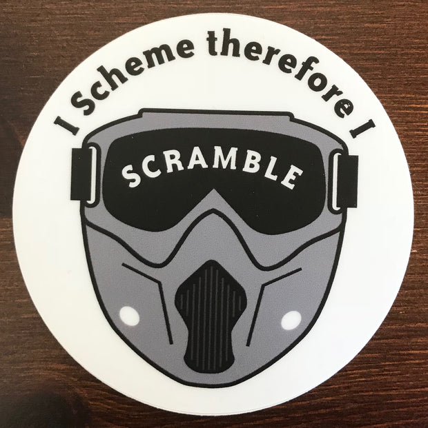 I Scheme Therefore I Scrambler