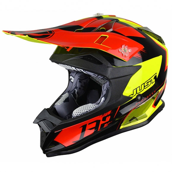 (off) J32 Pro Kick Black - Red - Yellow