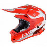 (off) J32 Pro Kick White - Red