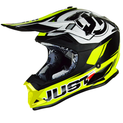 (off) J32 PRO RAVE neon yellow-black