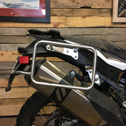 GL Pannier Mounts for Motorcycle Soft Luggage