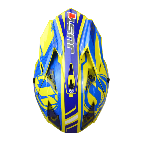 (off) J32 PRO RAVE blue-yellow