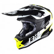 (off) J32 Pro Kick White - Yellow - Black