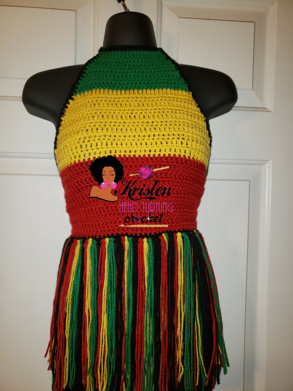 Rasta kids top